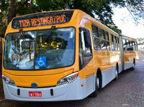 Usuário terá informações sobre a localização do ônibus e em quanto tempo chegará na parada. (Foto: : João Paulo Magalhaes/PMPA)