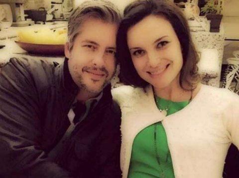 Vitor e Poliana. (Foto: Reprodução)