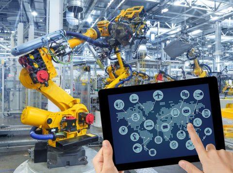 Conceito de indústria 4.0 ganhou força na Alemanha. (Imagem: Divulgação)