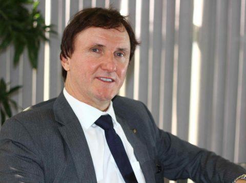Edson Bündchen é o superintendente estadual do BB. Foto: Jackson Ciceri / o Sul