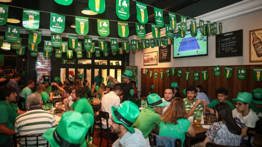 deefc49f035 Heineken celebra Saint Patrick s Day - Jornal O Sul