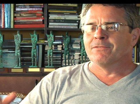 """Rafael Guimaraens é autor de 15 livros, incluindo o premiado  """"Tragédia da Rua da Praia"""". (Foto: Divulgação)"""