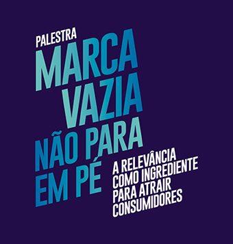 Com uma temática provocativa, palestra será conduzida pelos experts em marcas e branding Felipe Schmitt-Fleischer e Marcos Hiller, no próximo dia 29.