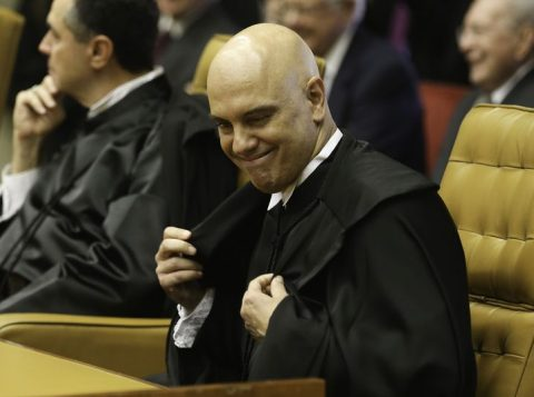 Alexandre de Moraes (Foto: Fabio Rodrigues Pozzebom/Agência Brasil)