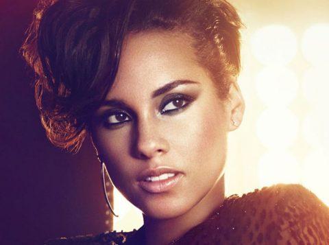 Alicia Keys vai cantar no dia 17 de setembro, antes de Justin Timberlake. (Foto: Reprodução)