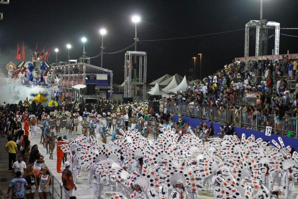 Campeã do Carnaval 2017 será conhecida no domingo. (Foto: Betina Carcuchinski/PMPA)