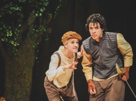 A curta temporada acontece de 13 a 16 de abril, no Teatro do Centro Histórico-Cultural Santa Casa (Foto: Divulgação)