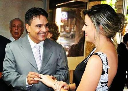 Guilherme de Pádua se casa pela terceira vez. (Foto: Reprodução/Facebook)