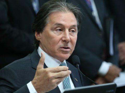 """Para o presidente do Senado, texto em análise na Casa pode """"complementar"""" texto da Câmara (Foto: Fabio Rodrigues Pozzebom/Agência Brasil)"""