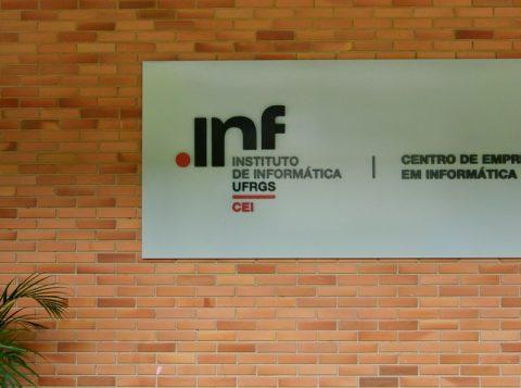 Centro de Empreendimentos em Informática da Ufrgs. (Foto: Divulgação)