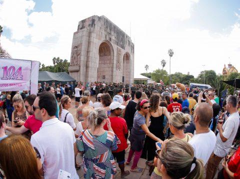"""Evento """"A Redenção é nossa"""" (Foto: Cesar Lopes/PMPA)"""