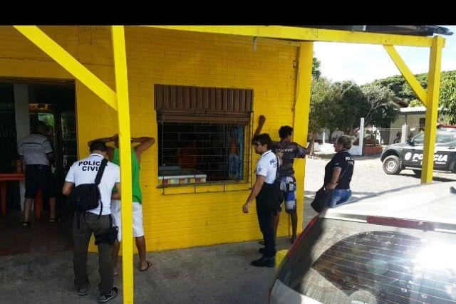 Operação foi realizada por agentes da Delegacia de Furtos e Roubos de Veículos de São Leopoldo (Foto: Polícia Civil/Divulgação)