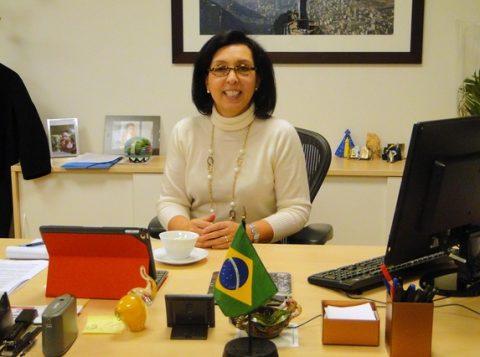 """A embaixadora brasileira em Genebra, Maria Nazareth Farani Azevedo (na foto), disse que reconhecia os """"passos em boa direção"""" no que se refere às reformas sobre a punição capital. (Foto: Reprodução)"""