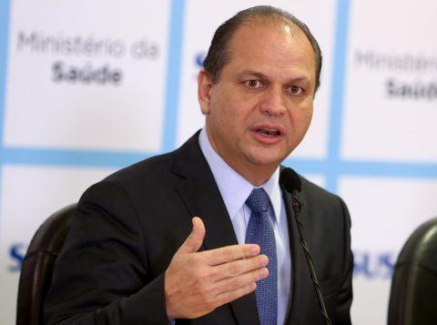 Ministro da Saúde, Ricardo Barros (Foto: Agência Brasil)