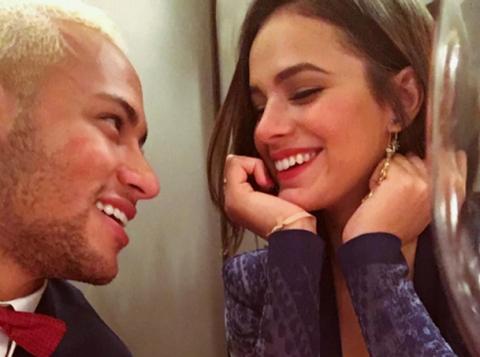 Bruna Marquezine publica foto de Neymar como homenagem de aniversário (Foto: Instagram/Reprodução)