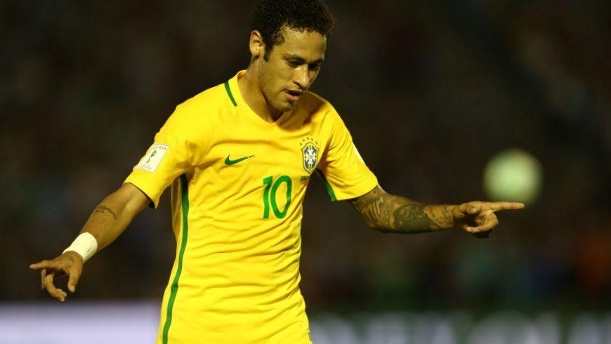 Brasil enfrenta Paraguai pelas eliminatórias da Copa do Mundo com Neymar  como capitão 7f385f0b65e76