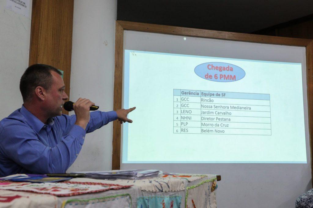 Até a abertura do SVO o serviço será prestado pelo Hospital Vila Nova. (Foto: : Joel Vargas/PMPA)