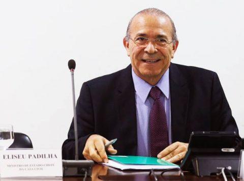 Eliseu Padilha, ministro-chefe da Casa Civil. (Foto: Reprodução)