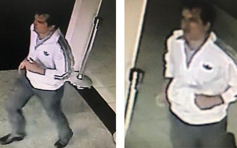 O assessor do órgão Guilherme Wanderley Lopes da Silva, de 44 anos, fugiu armado (Foto: Reprodução)