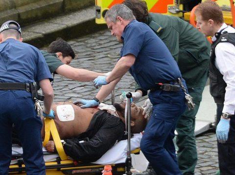 De acordo com as autoridades, agressor se chama Khalid Masood (Foto: Reprodução)