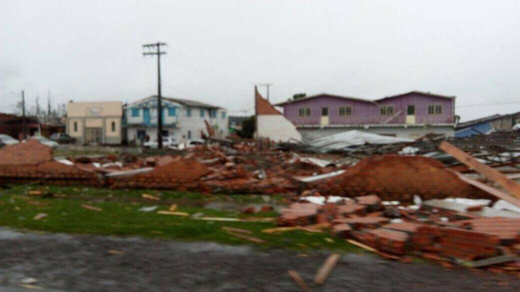 Repasse para a área da saúde busca reforçar atendimento às vítimas após o temporal. (Foto: SES/Divulgação)