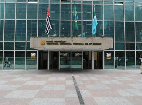 Decisão é do Tribunal Regional Federal da 3ª Região. (Foto: Reprodução)