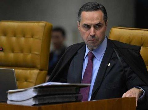 Tese do ministro do STF Luís Roberto Barroso traria incertezas à Lava-Jato. (Foto: José Cruz/ABr)