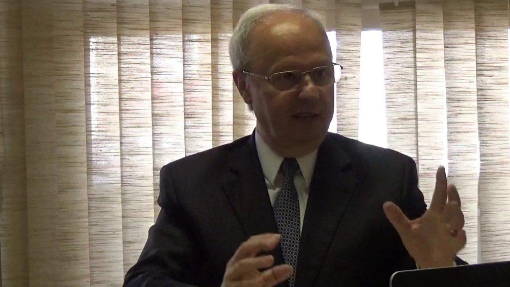 Valter Lana relatou abordagens de políticos do RS. (Foto: Reprodução)
