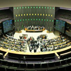 Para a aprovação da reforma trabalhistano plenário da Câmara Federal, são necessários308 votos,em dois turnos. (Foto: Reprodução)