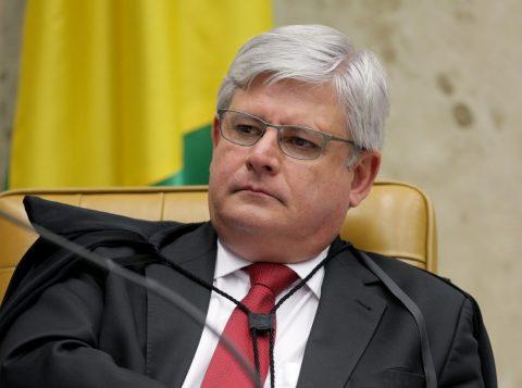 Para procurador-geral da República, Rodrigo Janot, restrição de cessão de 10% de procuradores a outras unidades do MPF impactaria na Lava-Jato.  (Foto: Reprodução)