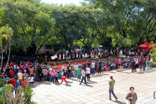 MST realiza ocupações pela reforma agrária (Foto: Divulgação/MST/RS)