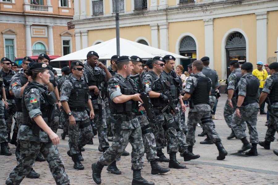 Operação Avante Tiradentes, que ocorrerá durante 44 horas, integra força-tarefa simultânea em todo o território nacional. (Foto: Rafael Silva/BM)