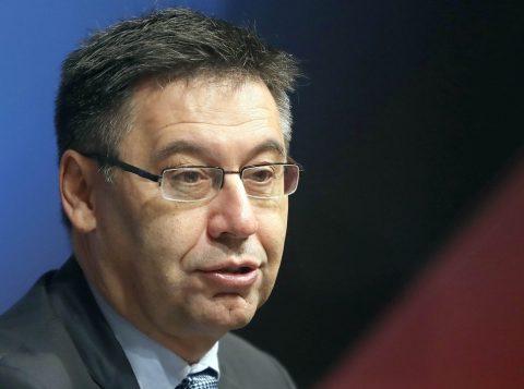 Bartomeu, presidente do Barcelona, deverá ser julgado. (Foto: Reprodução)