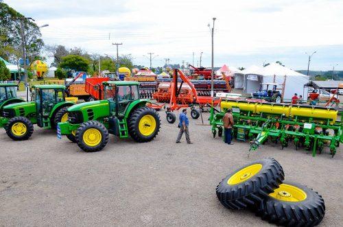 Exposol inclui feira de máquinas e implementos agrícolas (Foto: Divulgação)