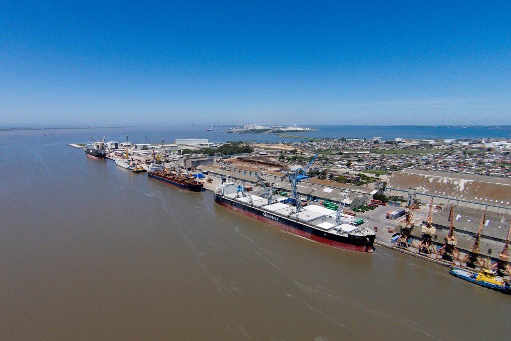 Cais do porto novo (Foto: Divulgaçã/Guga-VW)