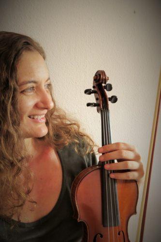Maria Grigorova (Foto: Vasilka Espinosa)