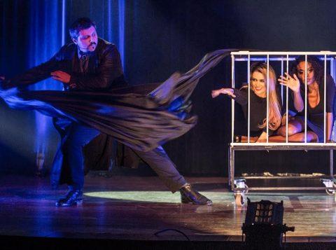 O ponto alto da noite de premiação será o show de Kronnus, um dos maiores ilusionistas do País (Foto: Divulgação)