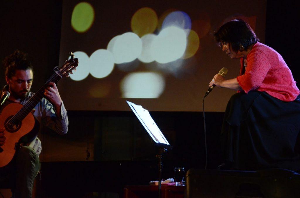 Liliana Herrero e Pedro Rossi são atração musical de abril (Foto: Divulgação/Branco Produções)