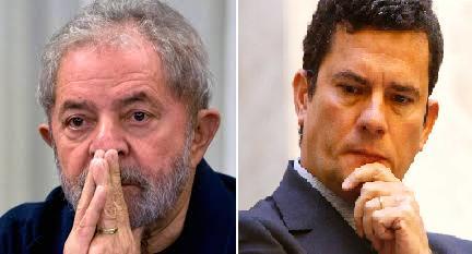 Faltam 10 dias para o depoimento do ex-presidente Lula ao juiz Sérgio Moro. (Fotos: Reprodução)