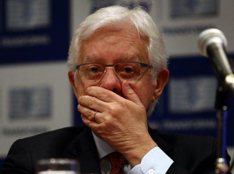 """""""O que estamos vendo são bolsões de intolerância"""", disse Moreira Franco. (Foto: AG)"""