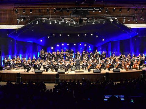 Orquestra Sinfônica de Porto Alegre (Foto: Mariana Sirena)