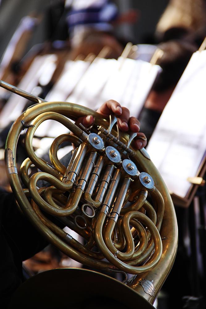 Ospa e seus instrumentos  (Foto: Giovanna Pozzer)