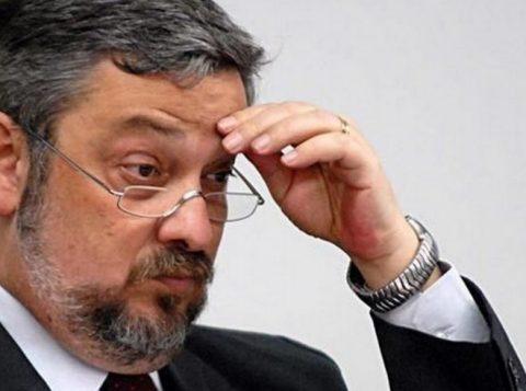 Na semana passada, em depoimento ao juiz Sérgio Moro, Palocci deu indicações sobre sua disposição em fazer um acordo de delação premiada (Foto: ABr)