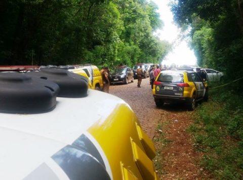 Os homens foram presos porque estavam sem documentos e por terem, supostamente, entrado no Paraguai sem autorização do Departamento de Migrações.