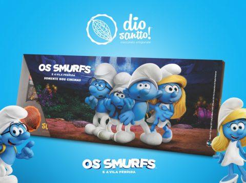 SMURFS - DIO SANTTO - LINHA PREMIATTO (4)