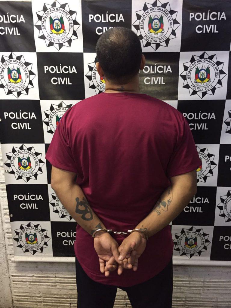 Polícia comandou operação que resultou em cinco presos (Foto: Divulgação/Polícia Civil)
