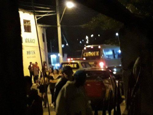 Abordagem da Brigada Militar resultou em apreensões (Foto: Divulgação/BM)