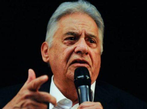 O ex-presidente participou de evento sobre a lei antidrogas. (Foto: EBC)