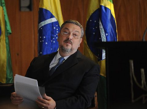 Informações de Palocci preocupam os meios políticos e econômicos. (Foto: Agência Brasil)