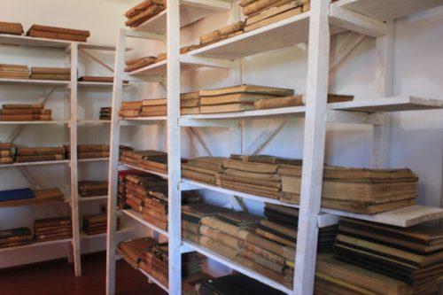 Acervo está em fase final de catalogação (Foto: Divulgação/Prefeitura Municipal de São Borja)
